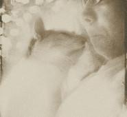 おっさんとネコ